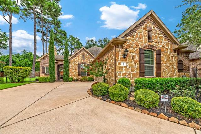 6 Witherbee Place, Tomball, TX 77375 (MLS #38336462) :: The Queen Team