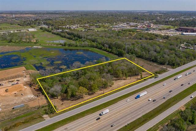 00 Katy Freeway, Katy, TX 77494 (MLS #38337652) :: Connell Team with Better Homes and Gardens, Gary Greene