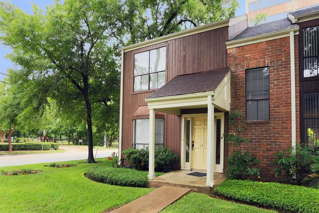 701 Bering Drive #101, Houston, TX 77057 (MLS #38345876) :: Bray Real Estate Group