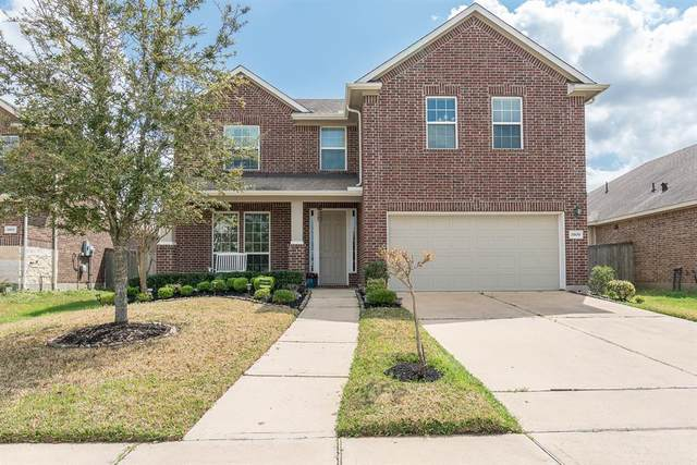 1909 Dry Willow Lane, Pearland, TX 77089 (MLS #38381505) :: The Sansone Group