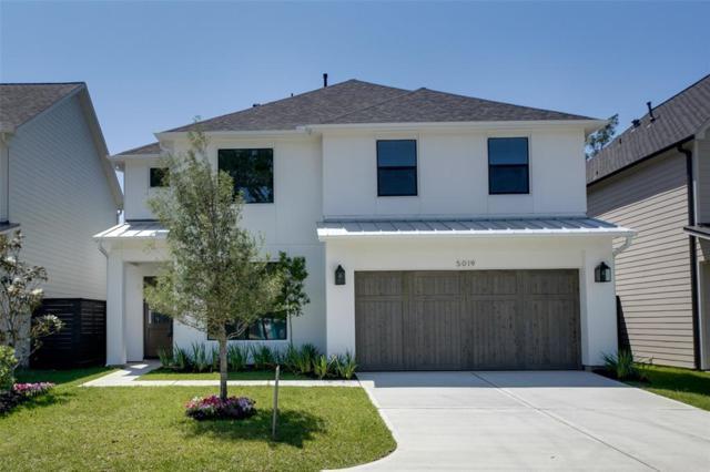 5019 Bayou Ridge, Houston, TX 77092 (MLS #38382152) :: Team Parodi at Realty Associates