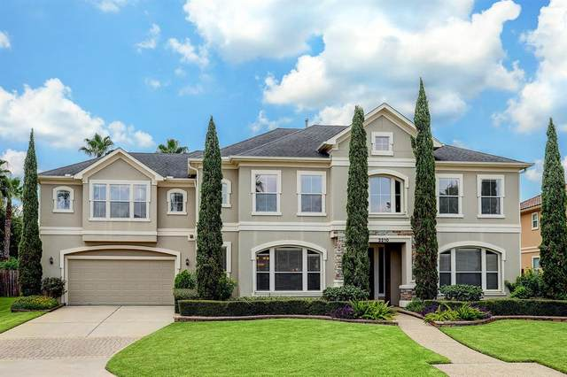 2210 Bywater Drive, Houston, TX 77077 (MLS #38390858) :: The SOLD by George Team