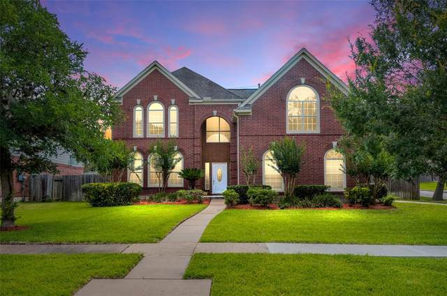 4615 Misty Hollow Drive, Missouri City, TX 77459 (MLS #3839352) :: Lerner Realty Solutions