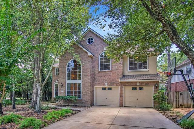 130 N Bethany Bend Circle, The Woodlands, TX 77382 (MLS #3839814) :: Caskey Realty