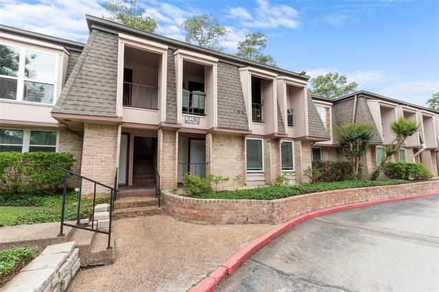 12633 Memorial Drive #121, Houston, TX 77024 (MLS #3840624) :: Green Residential