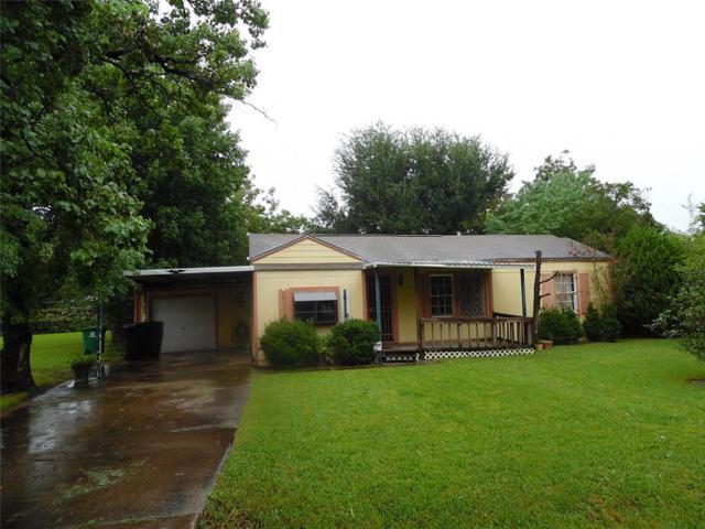 6208 Peg Street, Houston, TX 77092 (MLS #3842428) :: Fairwater Westmont Real Estate