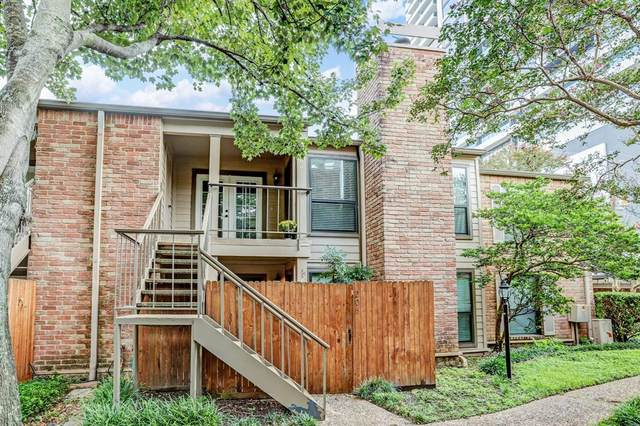 1201 Mcduffie Street #206, Houston, TX 77019 (MLS #38426134) :: All Cities USA Realty
