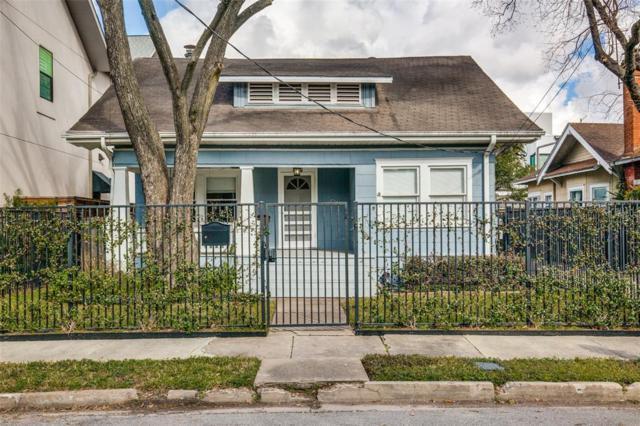 1114 W Drew Street W, Houston, TX 77006 (MLS #38435504) :: Texas Home Shop Realty