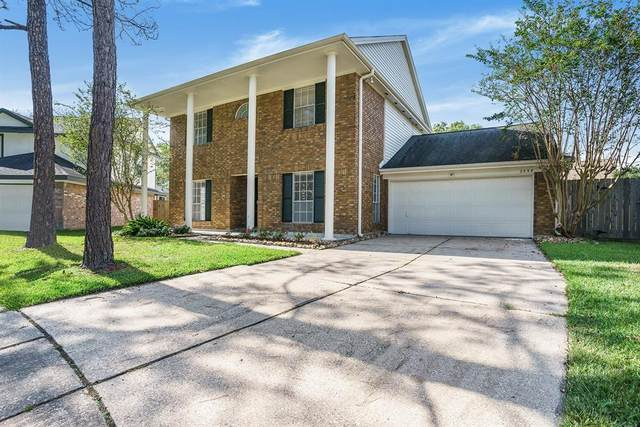 2538 Forge Stone Drive, Friendswood, TX 77546 (MLS #38437989) :: The Sansone Group