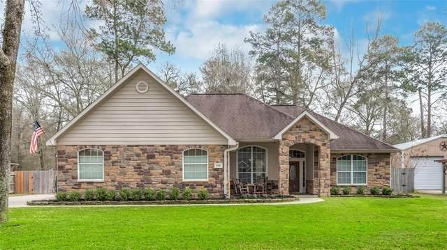 810 Mcdaniel Drive, Magnolia, TX 77354 (MLS #38439185) :: TEXdot Realtors, Inc.