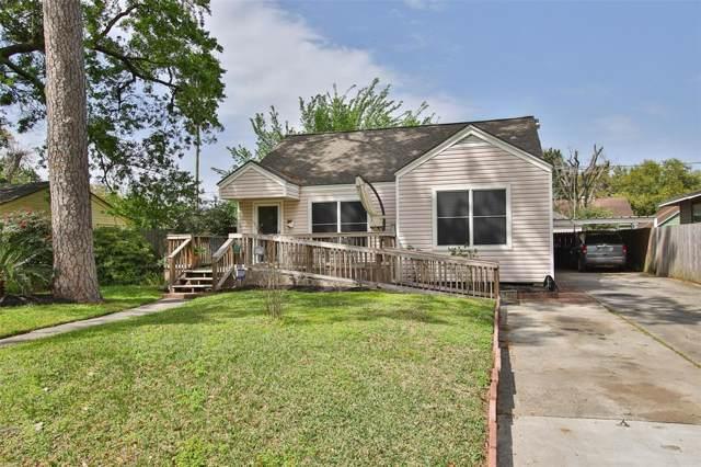 307 Gale Street, Houston, TX 77009 (MLS #38451457) :: The Heyl Group at Keller Williams