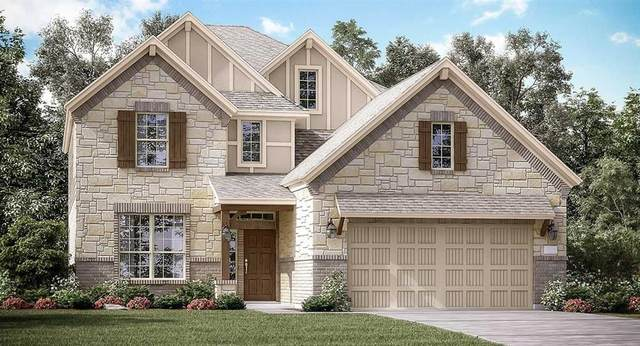 8915 Lost Castle Way, Cypress, TX 77433 (MLS #38457724) :: The Bly Team