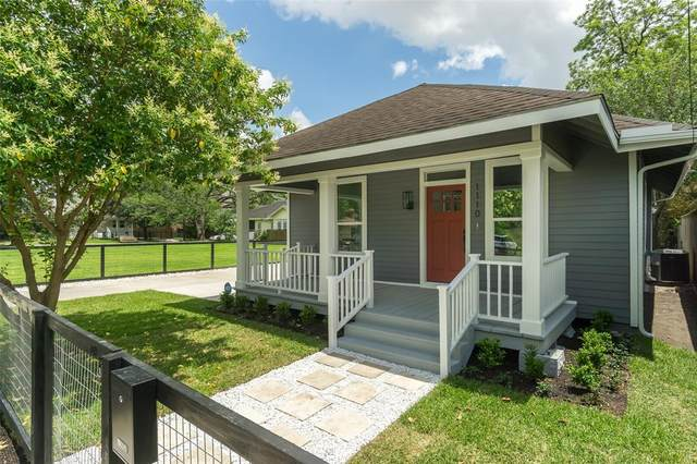 1110 James Street, Houston, TX 77009 (MLS #38464347) :: Connell Team with Better Homes and Gardens, Gary Greene