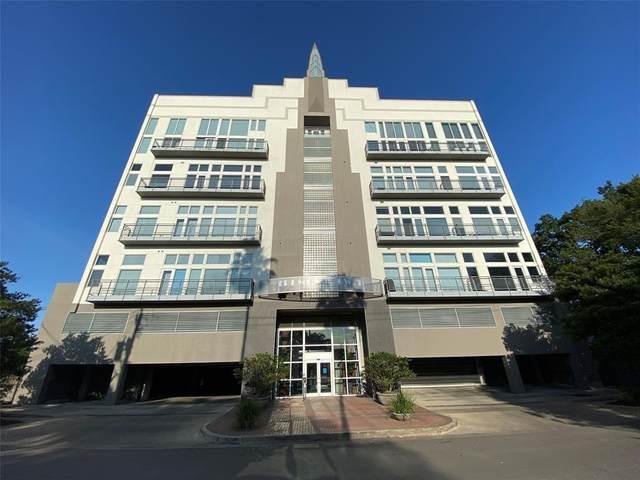 3311 Yupon Street #612, Houston, TX 77006 (MLS #38470025) :: Parodi Group Real Estate
