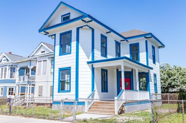 1910 SE Avenue M 1/2 Avenue, Galveston, TX 77550 (MLS #38474124) :: Caskey Realty