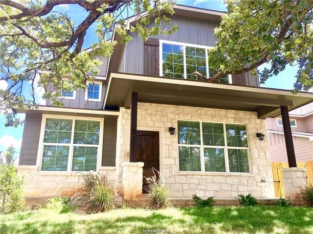 217 Helena Street, Bryan, TX 77801 (MLS #3847968) :: The Heyl Group at Keller Williams