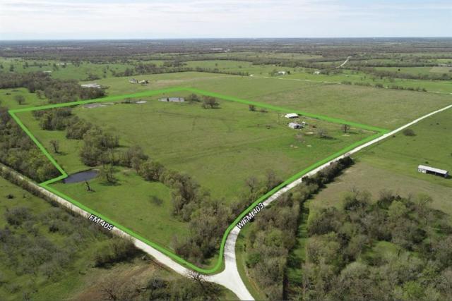 4395 W County Road 403, Normangee, TX 77871 (MLS #38489176) :: Ellison Real Estate Team