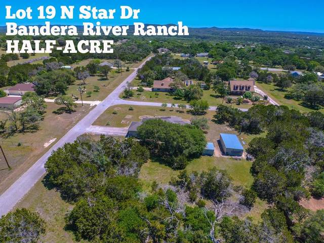 Lot 19 N Star Drive, Bandera, TX 78003 (MLS #38507688) :: The Heyl Group at Keller Williams
