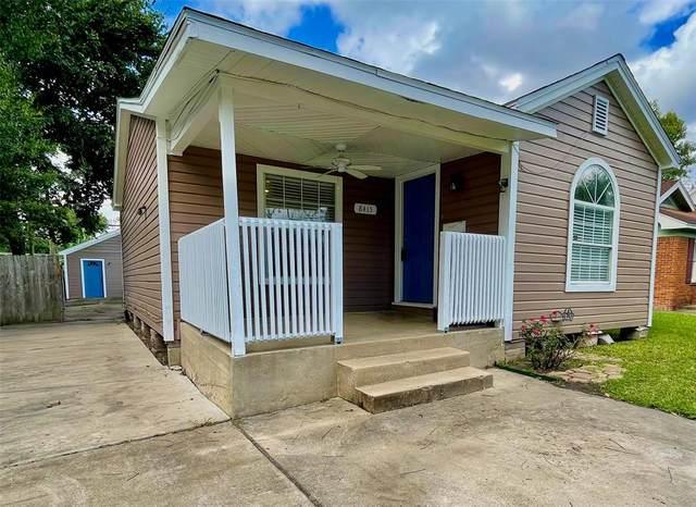 8415 Bonner Drive, Houston, TX 77017 (MLS #38510019) :: Caskey Realty