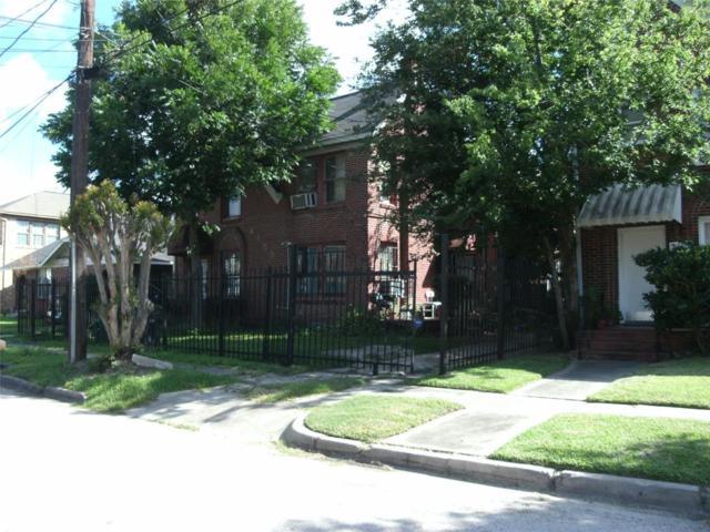 2109 NW Berry Street N #2, Houston, TX 77004 (MLS #38511280) :: The Heyl Group at Keller Williams