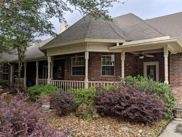 1310 County Road 2005, Liberty, TX 77575 (MLS #38518907) :: The Bly Team