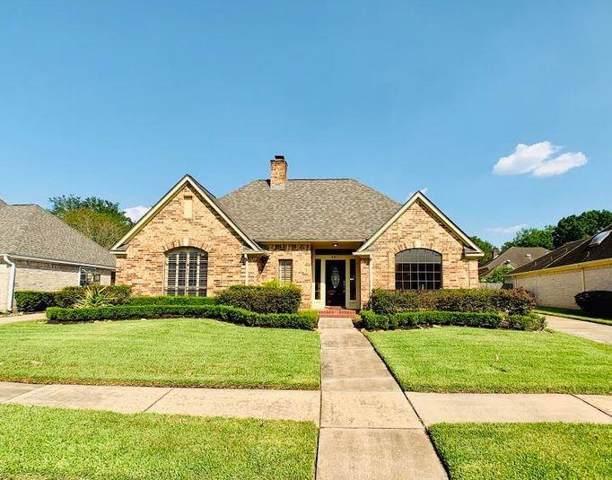 3411 Sophora Place, Sugar Land, TX 77479 (MLS #38526325) :: Caskey Realty