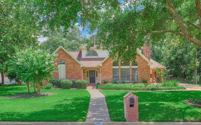 13 Woods Estates Dr, Conroe, TX 77304 (MLS #38553398) :: Giorgi Real Estate Group