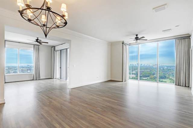 3333 Allen Parkway #1801, Houston, TX 77019 (MLS #38555091) :: Giorgi Real Estate Group