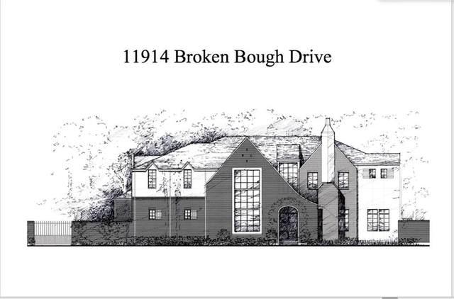 11914 Broken Bough Drive, Bunker Hill Village, TX 77024 (MLS #38555586) :: NewHomePrograms.com LLC