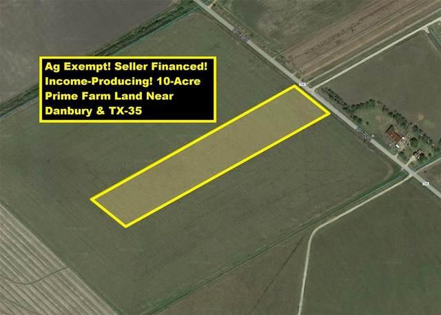 Lot 4 County Road 208, Danbury, TX 77534 (MLS #38556098) :: The Property Guys