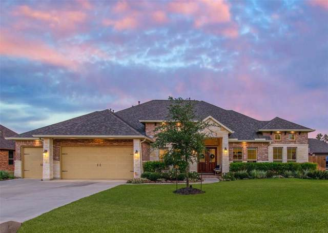 40632 Damuth Drive, Magnolia, TX 77354 (MLS #38558034) :: The Bly Team