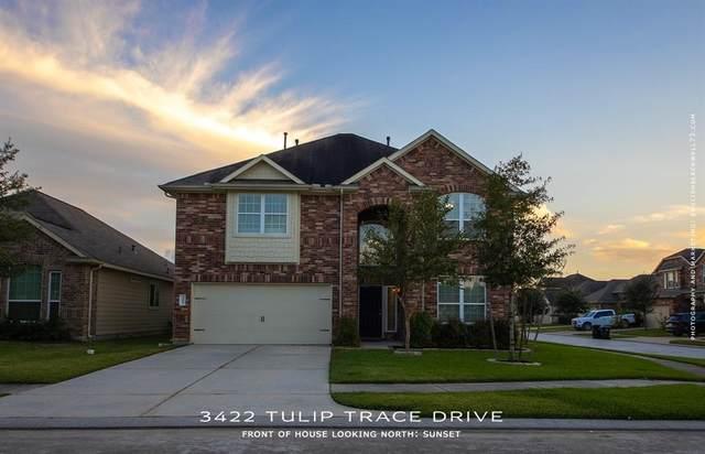 3422 Tulip Trace Drive, Spring, TX 77386 (MLS #38558971) :: Giorgi Real Estate Group