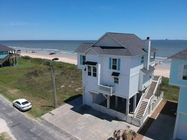 1108 Blue Water Dr, Crystal Beach, TX 77650 (MLS #38570980) :: The Bly Team