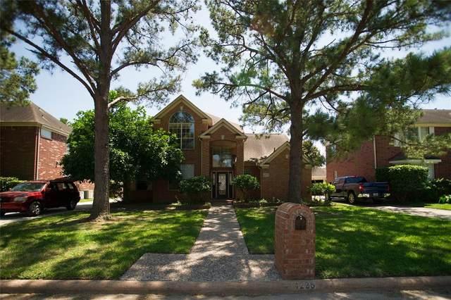 4235 Torrey Creek, Houston, TX 77014 (MLS #3857365) :: The Sansone Group