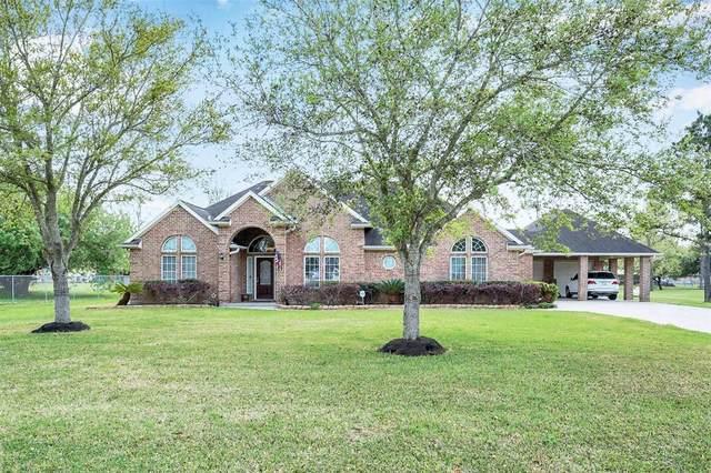 13609 Mount Vernon, Santa Fe, TX 77510 (MLS #38574140) :: Phyllis Foster Real Estate
