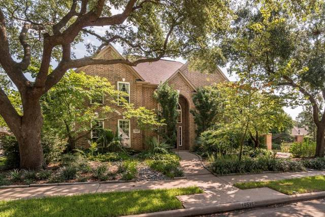14515 Lofty Mountain Trail, Houston, TX 77062 (MLS #38574187) :: The SOLD by George Team