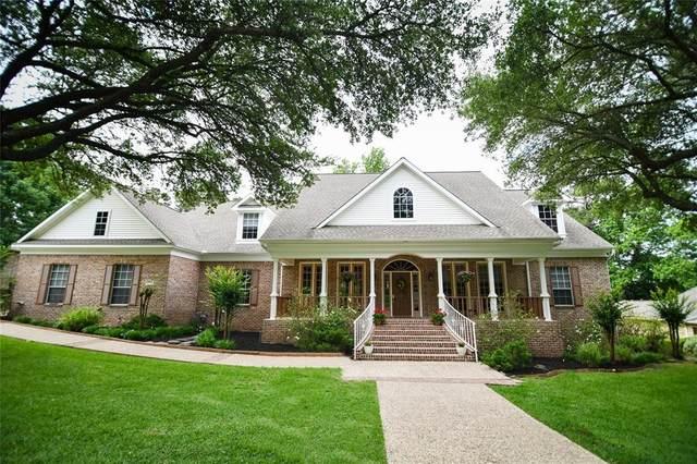 322 Broadmoor Drive, Huntsville, TX 77340 (MLS #38581144) :: The Freund Group
