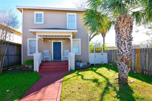 4221 Avenue N 1/2, Galveston, TX 77550 (MLS #38581679) :: Giorgi Real Estate Group