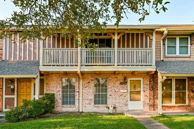 10434 Hammerly Boulevard #54, Houston, TX 77043 (MLS #38589561) :: Texas Home Shop Realty