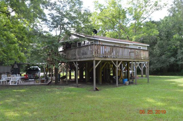 812 County Road 2870 Mary Jane Drive, Cleveland, TX 77327 (MLS #38592656) :: Connect Realty