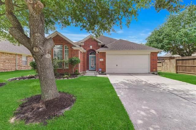 6714 Dawn Star Drive, Humble, TX 77346 (MLS #3859380) :: The Property Guys