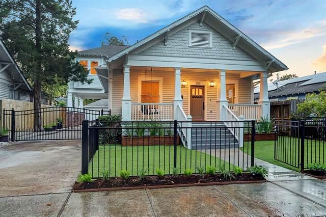 1019 Arlington Street, Houston, TX 77008 (MLS #38598568) :: Keller Williams Realty