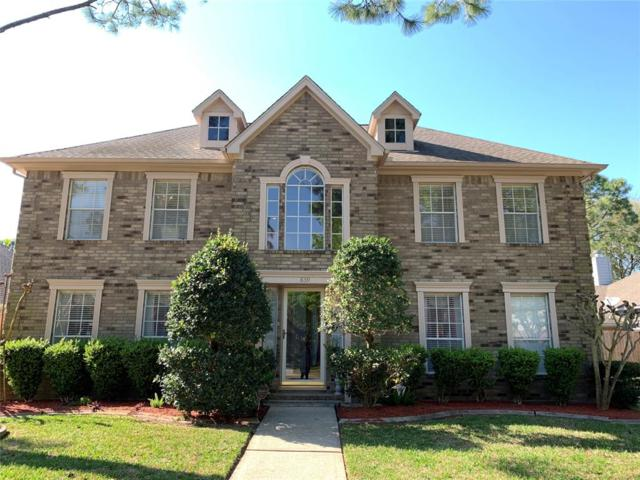 839 Maplewood Falls Court, Houston, TX 77062 (MLS #38604597) :: The SOLD by George Team