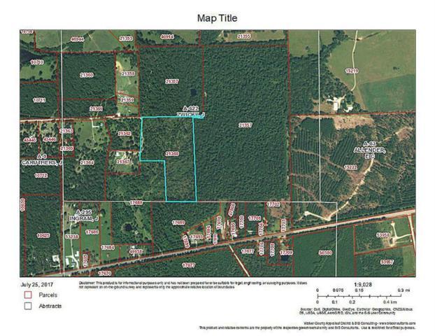 TRACT 11 Hank Benge Road, Huntsville, TX 77340 (MLS #38615904) :: Texas Home Shop Realty