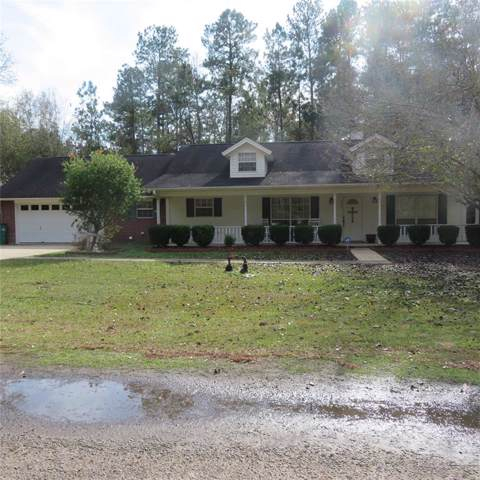 509 Pecan, Village Mills, TX 77663 (MLS #38636452) :: The Heyl Group at Keller Williams