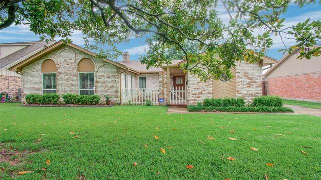 10115 Metronome Drive, Houston, TX 77080 (MLS #38639292) :: The SOLD by George Team