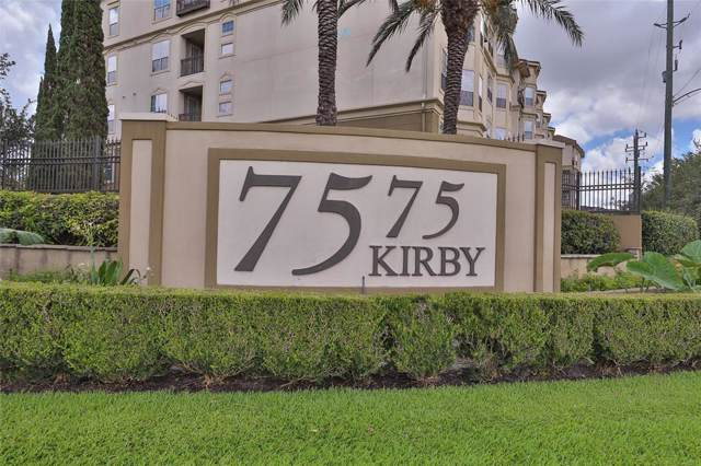 7575 Kirby Drive #3208, Houston, TX 77030 (MLS #38646057) :: Guevara Backman