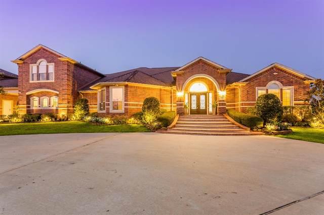 16919 Harkey Road, Pearland, TX 77584 (MLS #38653007) :: Giorgi Real Estate Group