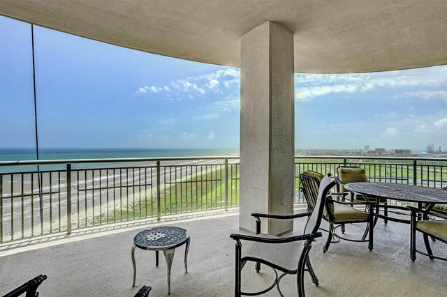 801 E Beach Drive Tw2212, Galveston, TX 77550 (MLS #3866003) :: Lerner Realty Solutions