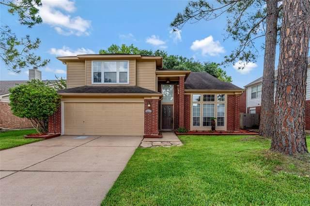 14211 Whitlock Drive, Houston, TX 77062 (MLS #38665527) :: The Property Guys